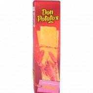 Чипсы « Don Potato's» со вкусом лобстера 100 г.