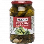 Огурцы «Rolnik» консервированные, 950 г.