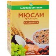 Мюсли «Здоровое питание» медово-ореховые 250 г