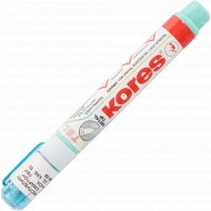 Корректор ручка «Kores Metal Tip Pastel» 10 г