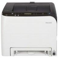 Монохромный лазерный принтер «Ricoh» SP C260DNw.