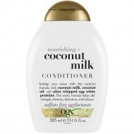 Кондиционер «OGX» питательный с кокосовым молоком, 385 мл