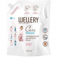 Кондиционер для детского белья «Wellery Care Natural» 1.7 л.