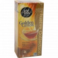 Чай черный «Jaf Tea» Golden Ceylon, 25 пакетиков.