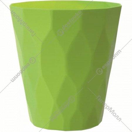 Горшок «Prosperplast» пластиковый Rocka 170, лайм