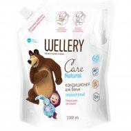 Кондиционер для детского белья «Wellery Care Natural» 1.5 л.