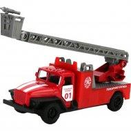 Машинка «Урал» Пожарная, SB-16-55-A-WB