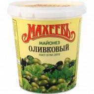 Майонез «Махеевъ» оливковый 50.5%, 800 г.