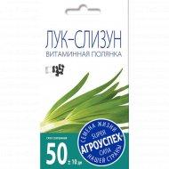 Лук-слизун «Витаминная полянка» широколистный, 0.5 г.