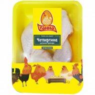 Мясо птицы «Задняя четвертина» замороженный, 1 кг., фасовка 0.5-0.9 кг