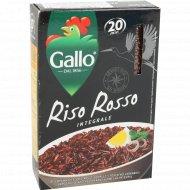 Рис круглозерный «Riso Gallo» пропаренный, 500 г.