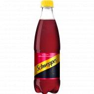 Напиток «Schweppes» пряная клюква, 0.5 л.