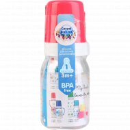 Бутылочка для кормления «Canpol Babies» пластиковая, 120 мл.