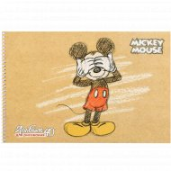 Альбом для рисования «Микки Маус» А4, 40 л.