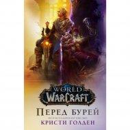 Книга «World of Warcraft. Перед бурей».