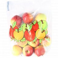Яблоко свежее «Гала» 1 кг., фасовка 1.4-1.5 кг
