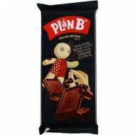 Шоколад «Plan B» горький 72%, 90 г.