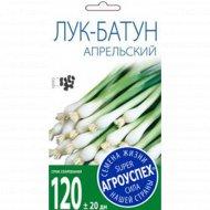 Лук-батун «Апрельский» 1 г.