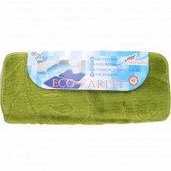 Набор ковриков для ванной комнаты «Эко» салатовый.