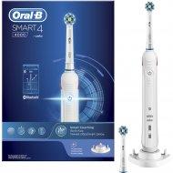 Электрическая зубная щетка «ORAL-B» Smart4 4000N D601.524.3H
