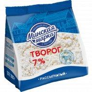 Творог «Минская марка» 7%, рассыпчатый, 350 г.
