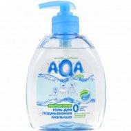 Гель для подмывания малыша «AQA baby» с дозатором, 300 мл.