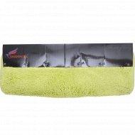 Набор ковриков для ванной комнаты «Lama» салатовый .
