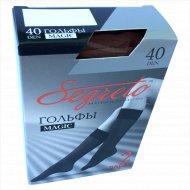 Гольфы женские «Segreto» magic, 40 den, размер 23-25, 2 пары.