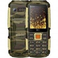Мобильный телефон «BQ» BQ-2430, камуфляж/золото.