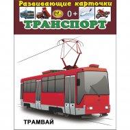 Карточки развивающие «Транспорт».