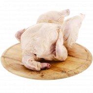 Тушка цыпленка-бройлера потрошеная, охлажденная, 1 кг., фасовка 1.3-1.8 кг