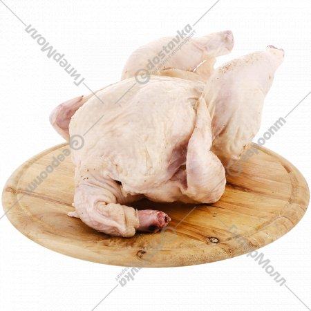 Тушка цыпленка-бройлера потрошеная, охлажденная, 1 кг., фасовка 1.6-2 кг