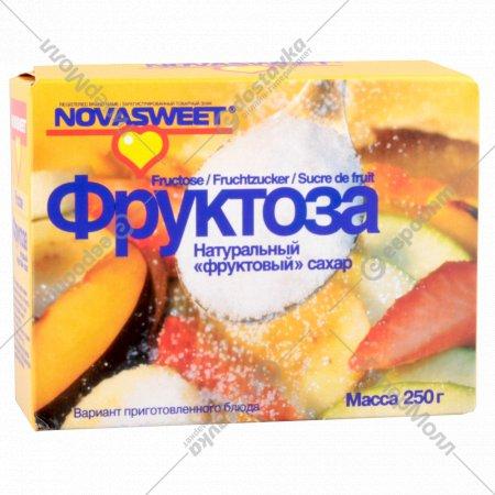 Фруктоза «Novasweet» 250 г.