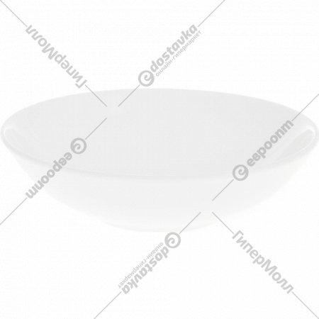 Тарелка «Keramika» Alfa, глубокая, 22 см.