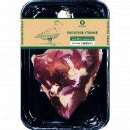 Мясо птицы «Окорочок утенка» охлажденный, 1 кг., фасовка 0.32-0.37 кг