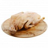 Тушка утенка потрошеная, охлаждённая, 1 кг., фасовка 0.9-1.3 кг