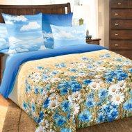 Комплект постельного белья «Моё бельё» Васильки 3, двуспальный