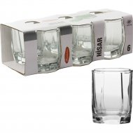 Комплект из стаканов «Хисар» 6 шт 60 мл.