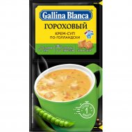 Крем-суп 2 в 1 «Gallina Blanca» гороховый по-Голландски, 22 г.