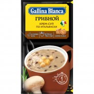 Крем-суп 2 в 1 «Gallina Blanca» грибной по-Итальянски, 23 г.