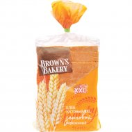 Хлеб тостовый «Brown's Bakery» XXL, зерновой, 500 г.