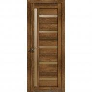 Дверь «Лайт» 18 ДО Корица/Бронза матовое, 200х80 см