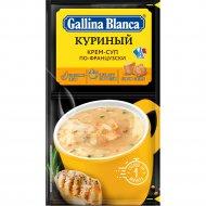 Крем-суп 2 в 1 «Gallina Blanca» куриный по-Французски, 23 г.