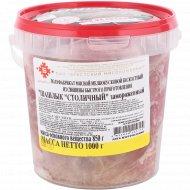 Шашлык из свинины «Столичный» замороженный, 2 кг.
