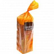 Хлеб тостовый «Brown's Bakery» светлый нарезанный, 500 г.