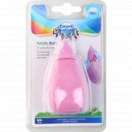Аспиратор назальный «Canpol babies» для носа.