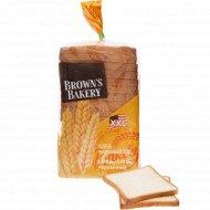 Хлеб тостовый «Brown's Bakery» XXL, нарезанный, 500 г.