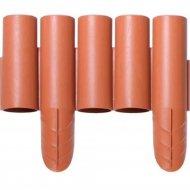 Бордюр садовый «Prosperplast» Palisada 23 м, оранжевый
