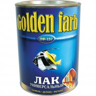 Лак «Golden Farb» ПФ-157, универсальный, 0.8 кг