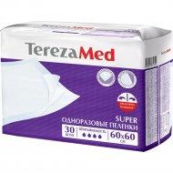 Пеленки «TerezaMed» Super, 60х60 см, 30 шт